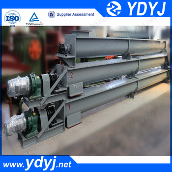 China Flexible endless screw conveyor machine price