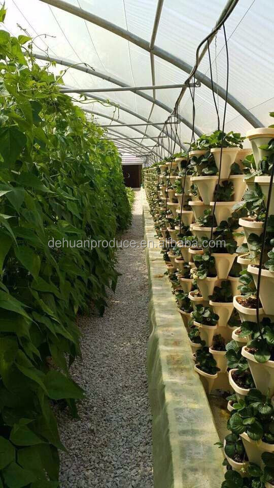 how to make a hydroponic planter