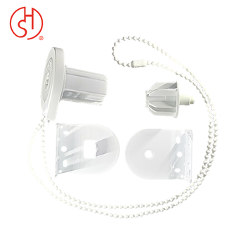 Factory Direct Supply wholesale roller blinds Clutch and Sidewinder with brackets for 36, 38, 45mm tube (95FS-1 system)