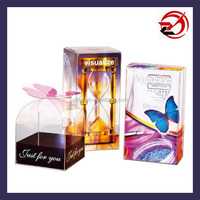 transparent acetate carton for gift