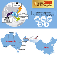 Reliable Import Export Shipping China Products to Australia