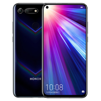 huawei Honor V20 Mobile Phone 4G android smartphone 6.26 inch 4G+128G OR 256g Android 8.0 cell phone unlocked