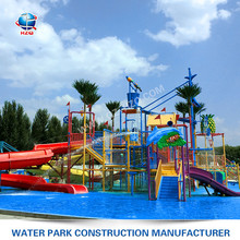 High configuration amusement park decoration product