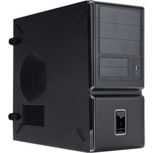 "In Win, C-Series C653 Mid Tower Atx ( Atx12v/ Ps/2 ) Black Usb/Audio ""Product Category: Computer Components/Chassis & Cabinets"""