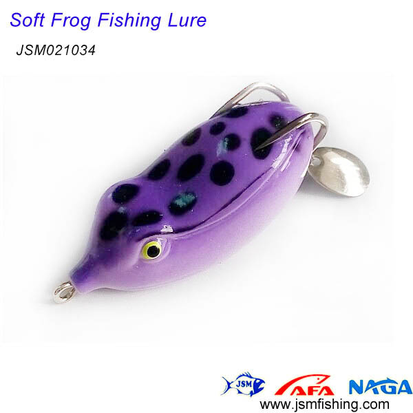 Fishing Hunter Soft Frog Lures