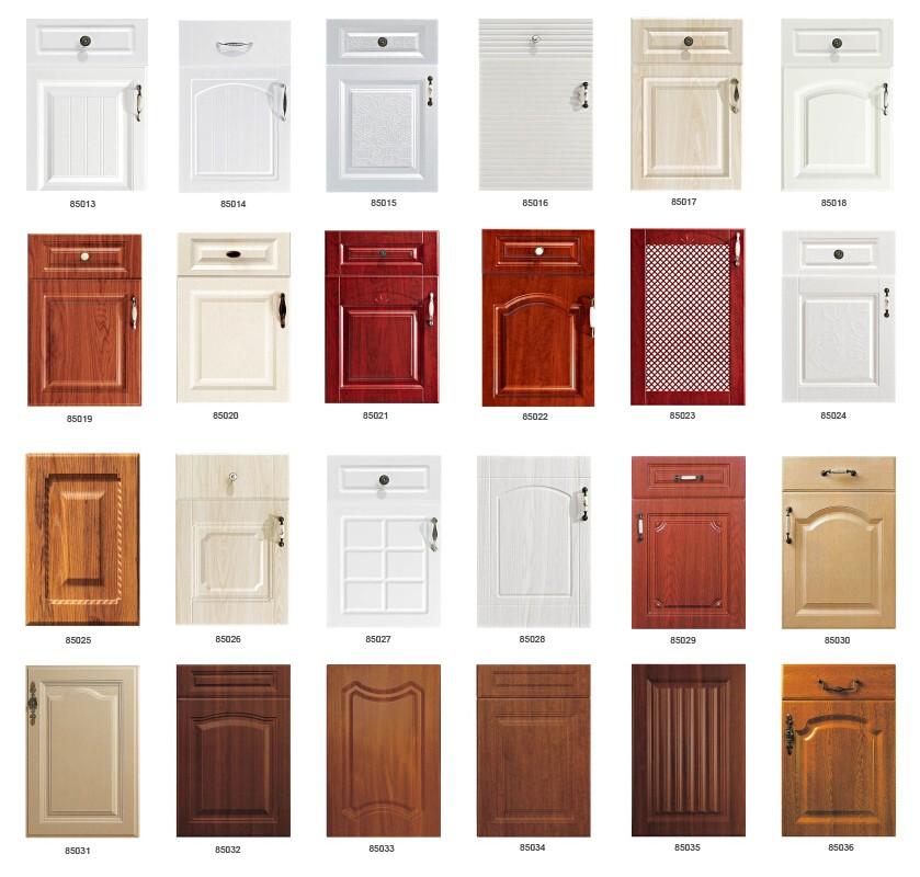 Modern Design High Gloss Acrylic Door Panel Wooden Cabinet