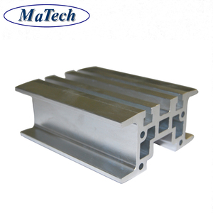 Extrusion Anodizing 6063 Aluminum T Channel