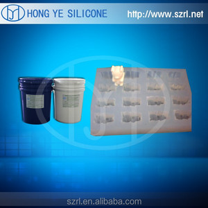 RTV-2 platinum silicone for fiberglass mold making