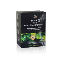 Halal hair color in indian products noni black hair magic shampoo