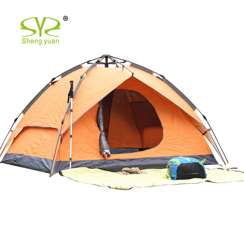 OEM/ODM wholesale fashion modern design family outdoor tents camping