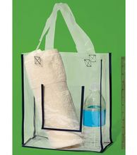 Pvc Bag/ Custom Made Side Gusset Pvc Bag/ Plastic Air Cushion Bag For Containers