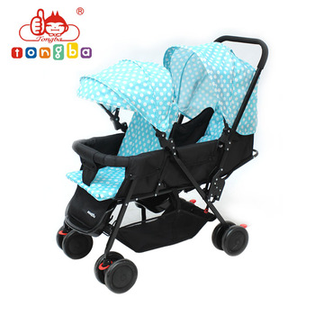 China Baby Stroller With 8 Wheels Baby Trend Double