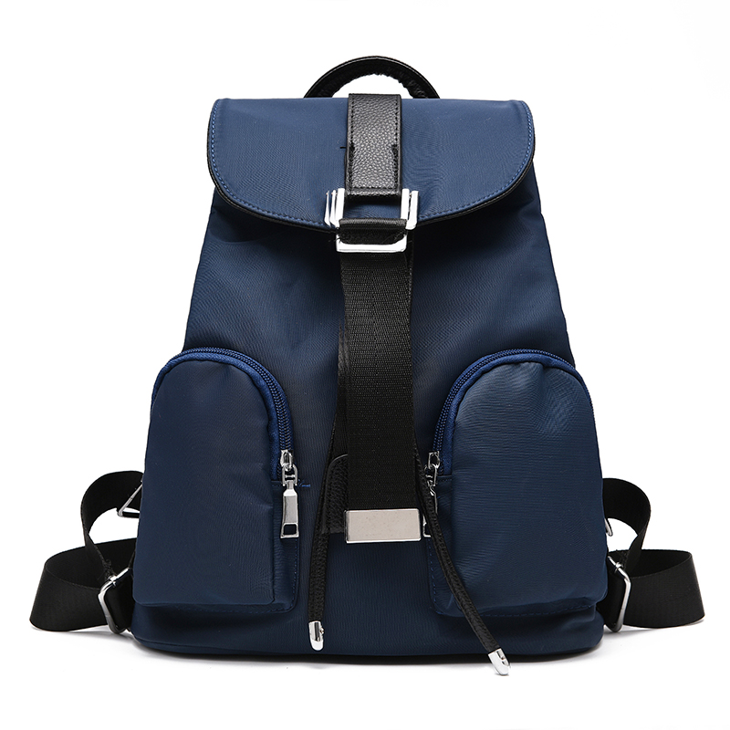 Get Quotations · new 2015 fashion women backpacks patchwork girl student Leisure  school bags Nylon Fashion travel rucksack Wholesale 910ced2b5b248