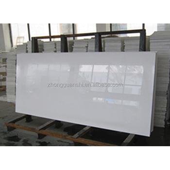 Granit Marmor White Nanoglass