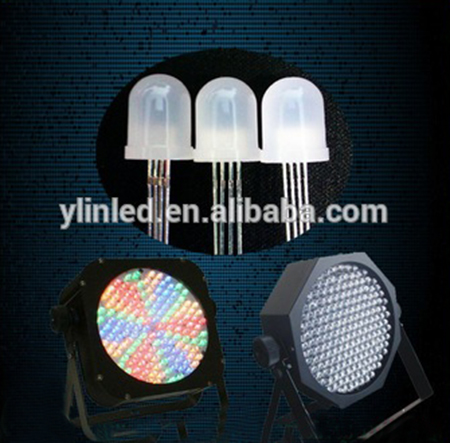 10mm led lampeggiante diodo