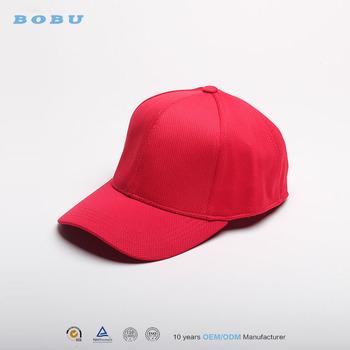 Bobu Best Selling Red Color Baseball Cap Good Quality Caps And Hats ... e551269fa4f6