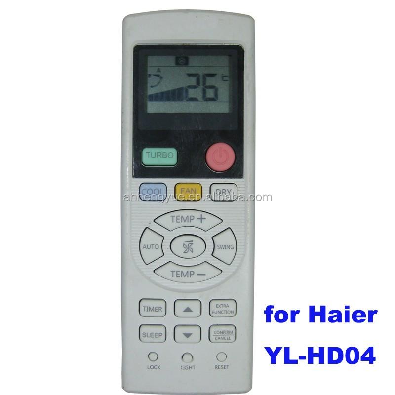 haier aircon manual
