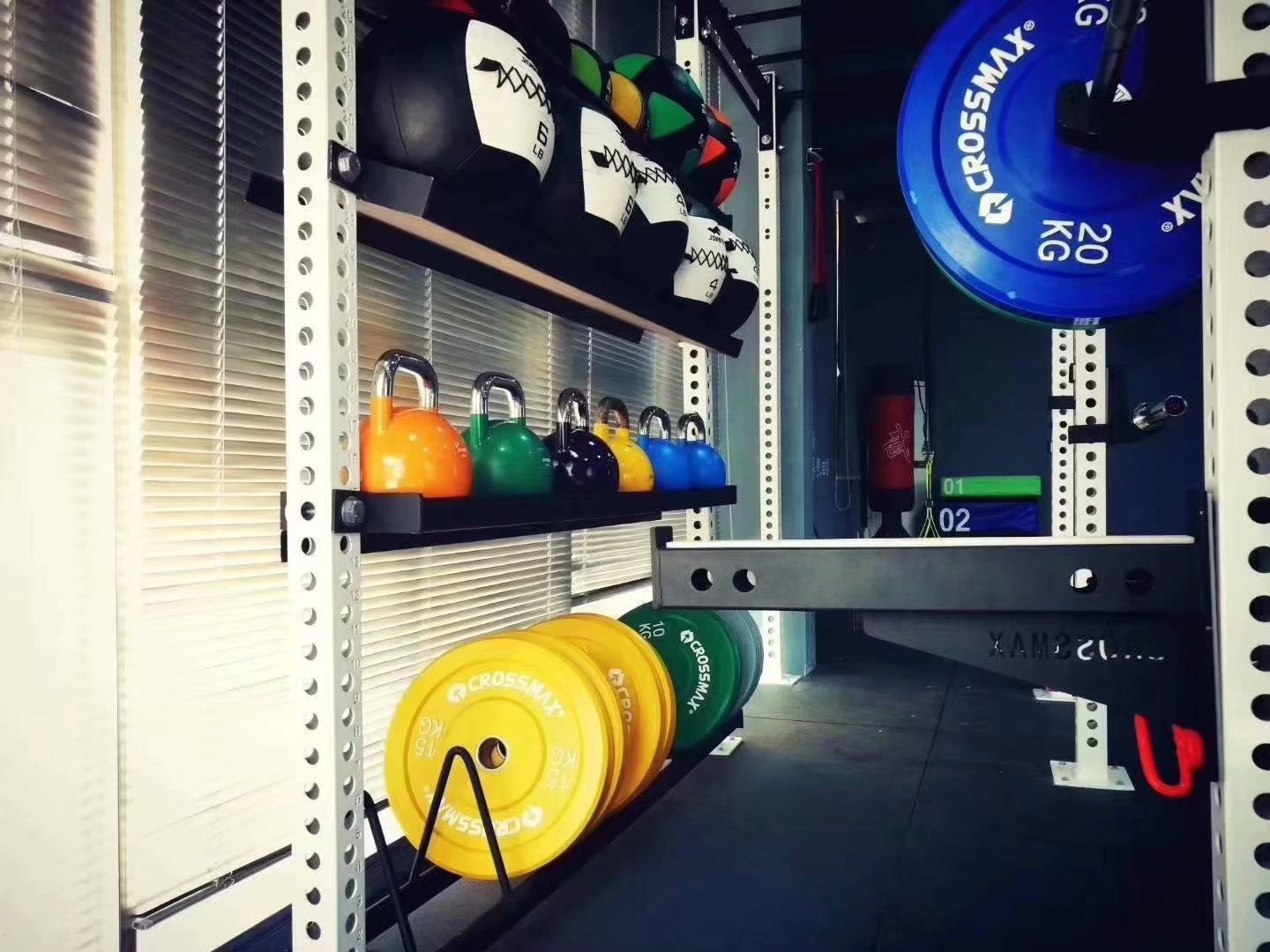 Popular Style Perfect Gym Equipments in China