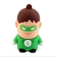 new products heros carton images usb flash drive