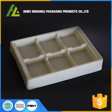 Flocking Disposable medical plastic tray made in China