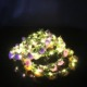 led lighting hawaii luau lei with fine quality for wedding
