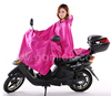 Motorcycle heavy rain bike rain poncho OEM factory adult raincoat pvc poncho