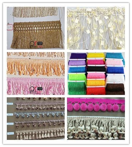 Wholesale Colorful Rayon Fringe,Rayon Fringe Trim,Tassel Fringe ...