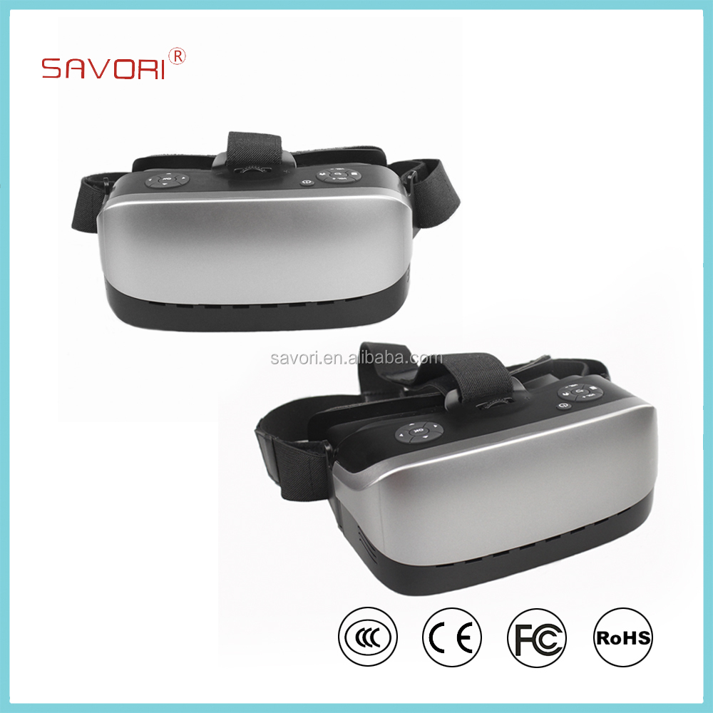 New OEM Model All in One 3D VR, Virtual Reality 3D Headset in Competitive Price