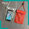 Popular pvc waterproof phone bag in many markets