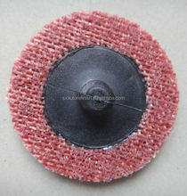 Quality Coarse to Fine Scotch Brite Sanding Disc Nylon Scour Pad Air Grinder Tools