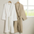 Promotional High Quality Hotel/Spa Cotton Waffle Bathrobe Men
