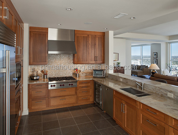 Luxury Apartment Kitchen Cabinets/modular Kitchen Designs