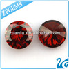 top quality fashionable garnet round semi precious jemstones