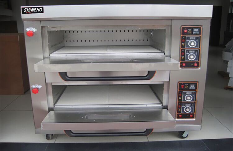 Advanced baking ovens for sale/baguette bread oven/bakery equipment prices