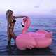 Inflatable Flamingo Pool Float For Adults and Children cheap inflatable pool rafts