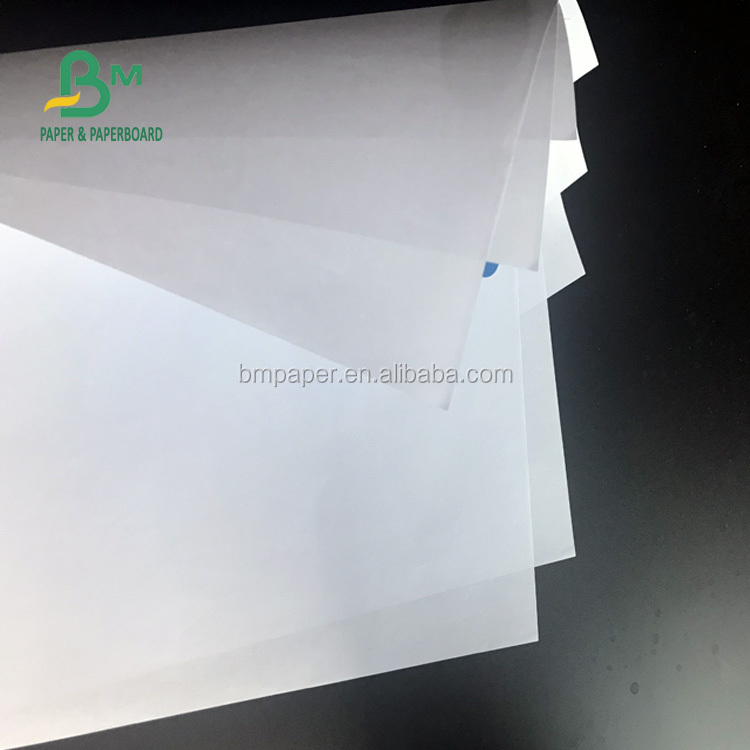 Best offer 53g 60g  70g  80g white uncoated bond woodfree paper for school notebook