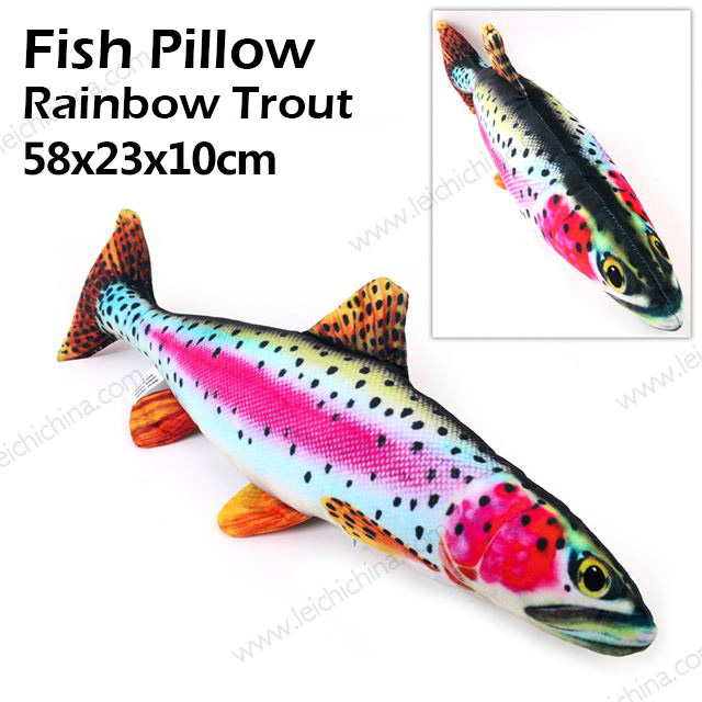 vouchers pillow angling fishing glasgow salmon fish trout centre pillows gifts gaby and
