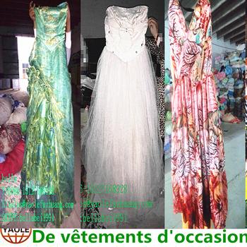 Fardos vestidos de fiesta importados