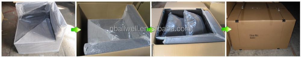 2020 cheap outdoor brown rattan sofa furniture garden sets AWRF9015 rattan sofa