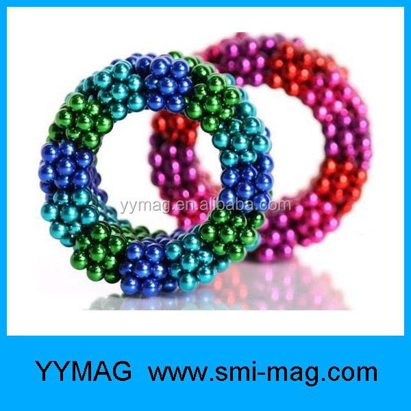N35 neodymium sphere magnet puzzle 5mm magnetic balls for sale