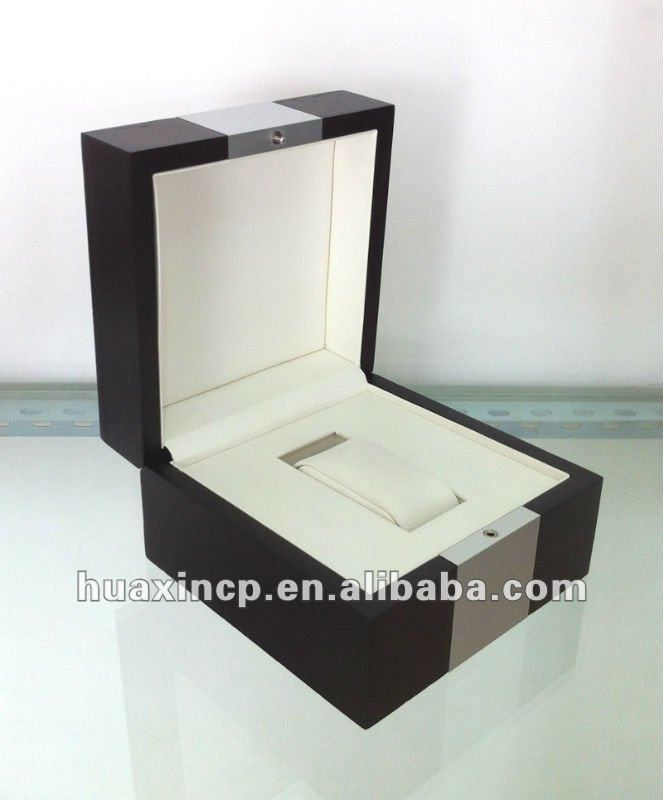 Logo aluminum watch display case
