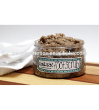 100% natural foot scrub-Exfoliates, Moisturizes, Soothes and Promotes Glowing and Radiant Skin