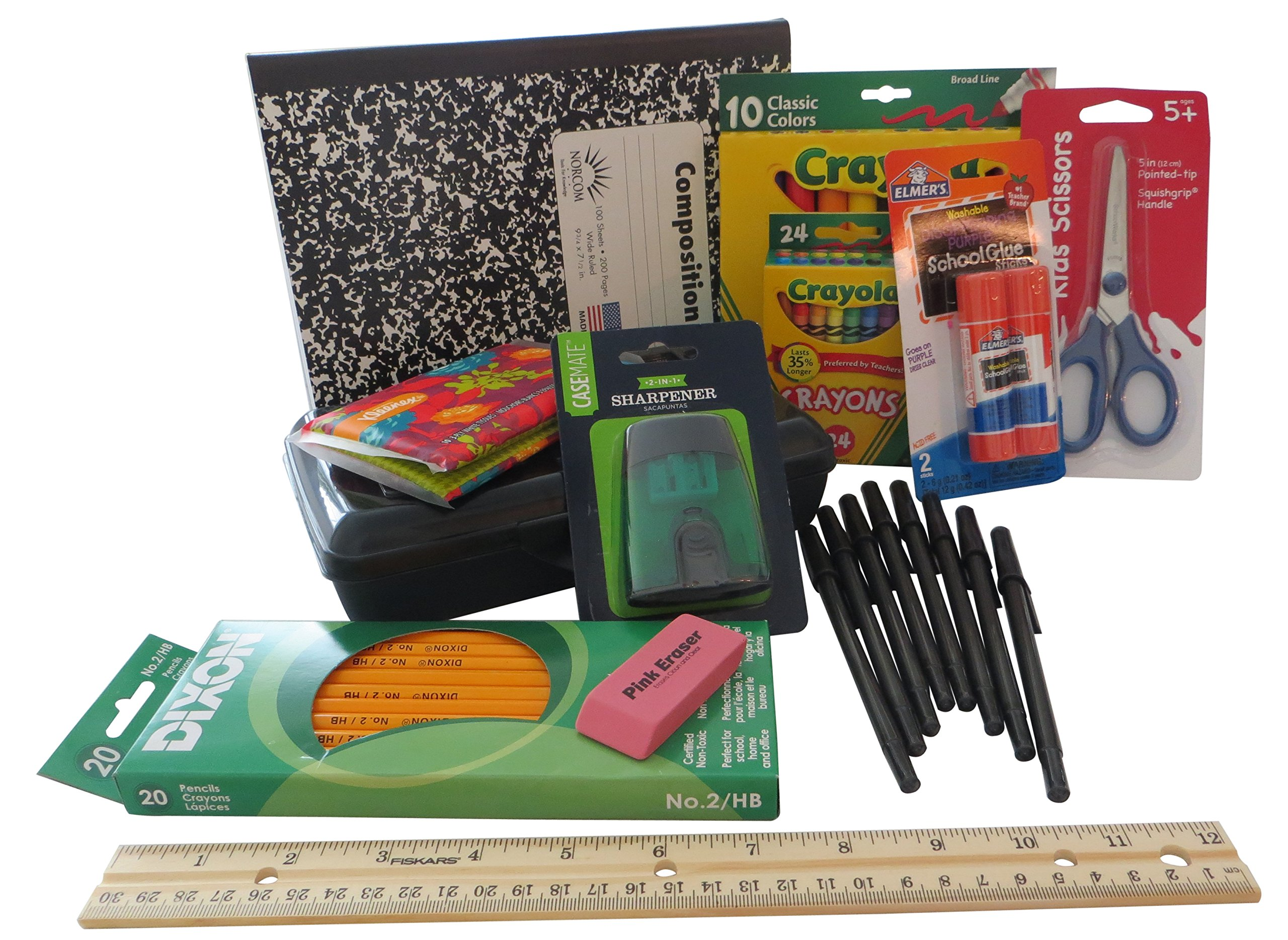 Elementary Back to School Pens, Pencils, Supplies Bundle (Elementary Bundle)