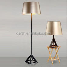<span class=keywords><strong>Messing</strong></span> Goud Moderne Home Designer Floor Lamp