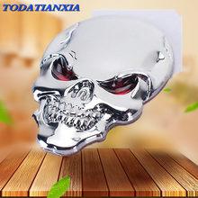 3D Металлическая Автомобильная наклейка значок эмблема наклейка для chrysler honda accord nissan x-trail lexus is250 мини холодильник гольф-кары автомобильный С...(Китай)