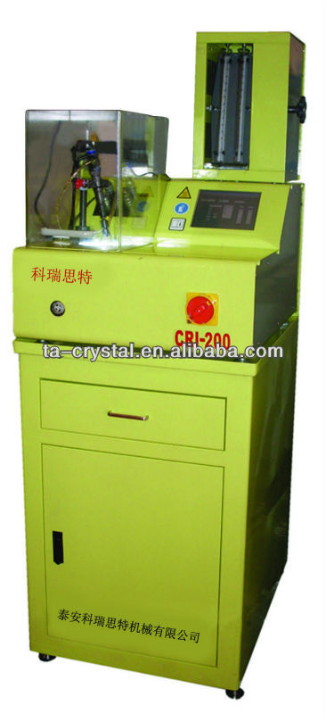 CRI-200 common rail injector test bench oil tester