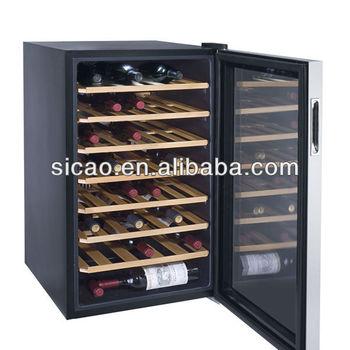 Small Wine Cooler Fridgefreestanding Mini Bar Fridgecompressor