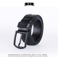 China factory price upscale printed leather obi belt