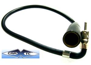 Stereo ANTENNA Harness Saturn Sedan 95 96 97 98 99 AFTERMARKET ANTENNA ADAPTOR - CONNECTS AFTERMARKET ANTENNA INTO OEM / FACTORY RADIO