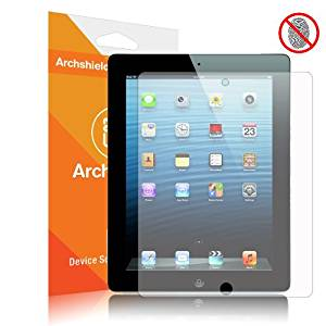 Archshield - iPad 2, 3 & 4 Premium Anti-Glare & Anti-Fingerprint (Matte) Screen Protector 2-Pack - Retail Packaging (Lifetime Warranty)